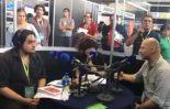 Entrevista en Radio UNAM. FILUNI, agosto 2017, México, D.F.